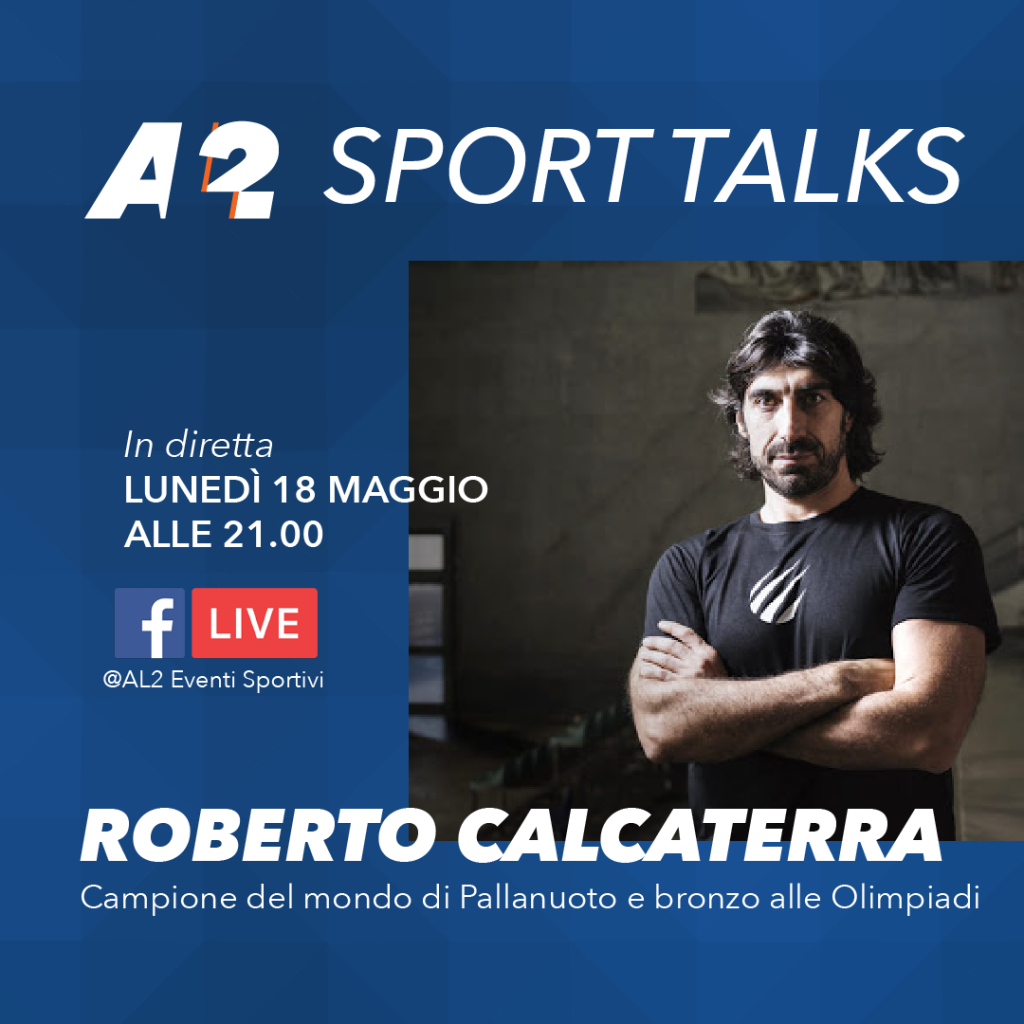 Roberto Calcaterra Sport Talks