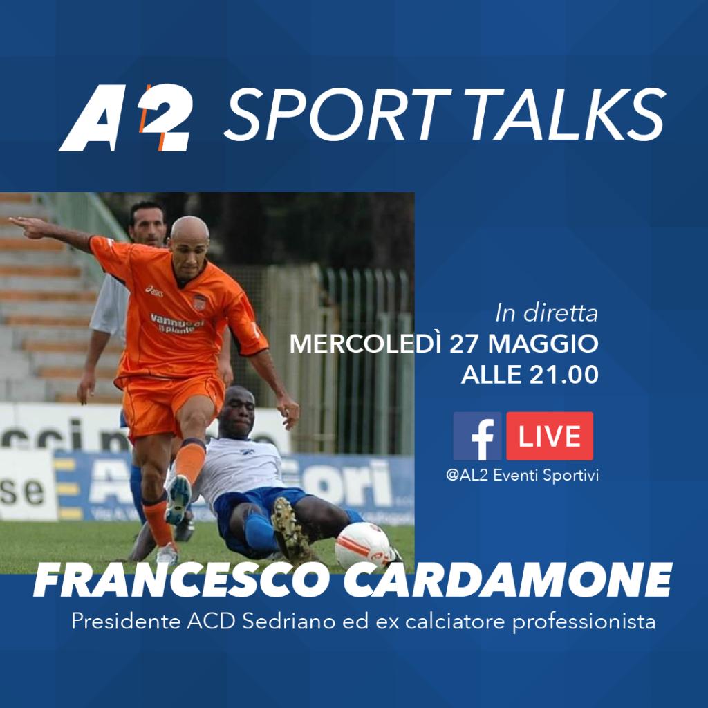 Francesco Cardamone Sport Talks