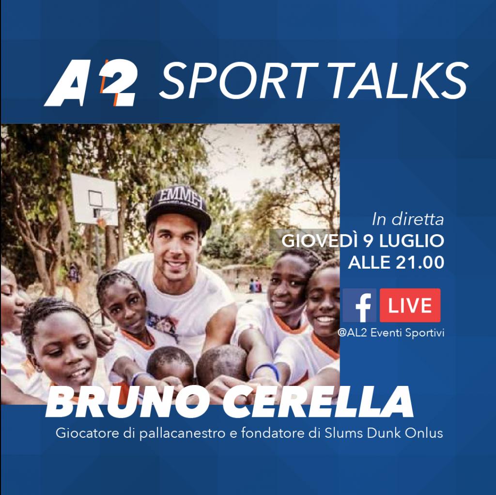 Bruno Cerella Sport Talks