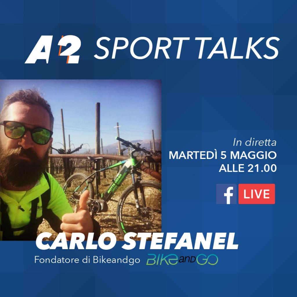 Carlo Stefanel Sport Talks