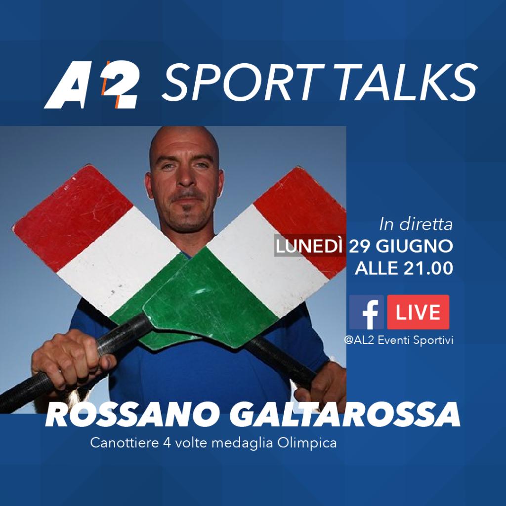 Rossano Galtarossa Sport Talks