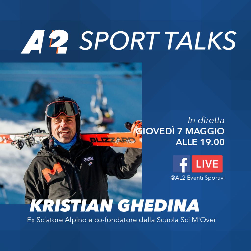 Kristian Ghedina Sport Talks