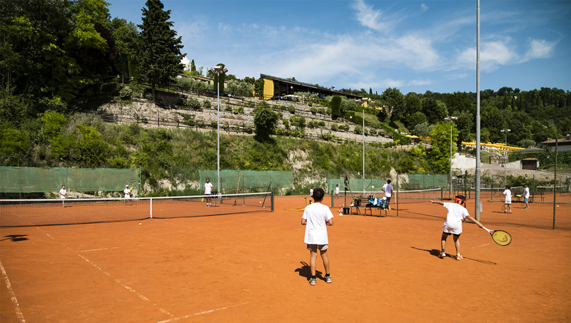 Tennis Golarsa Camp