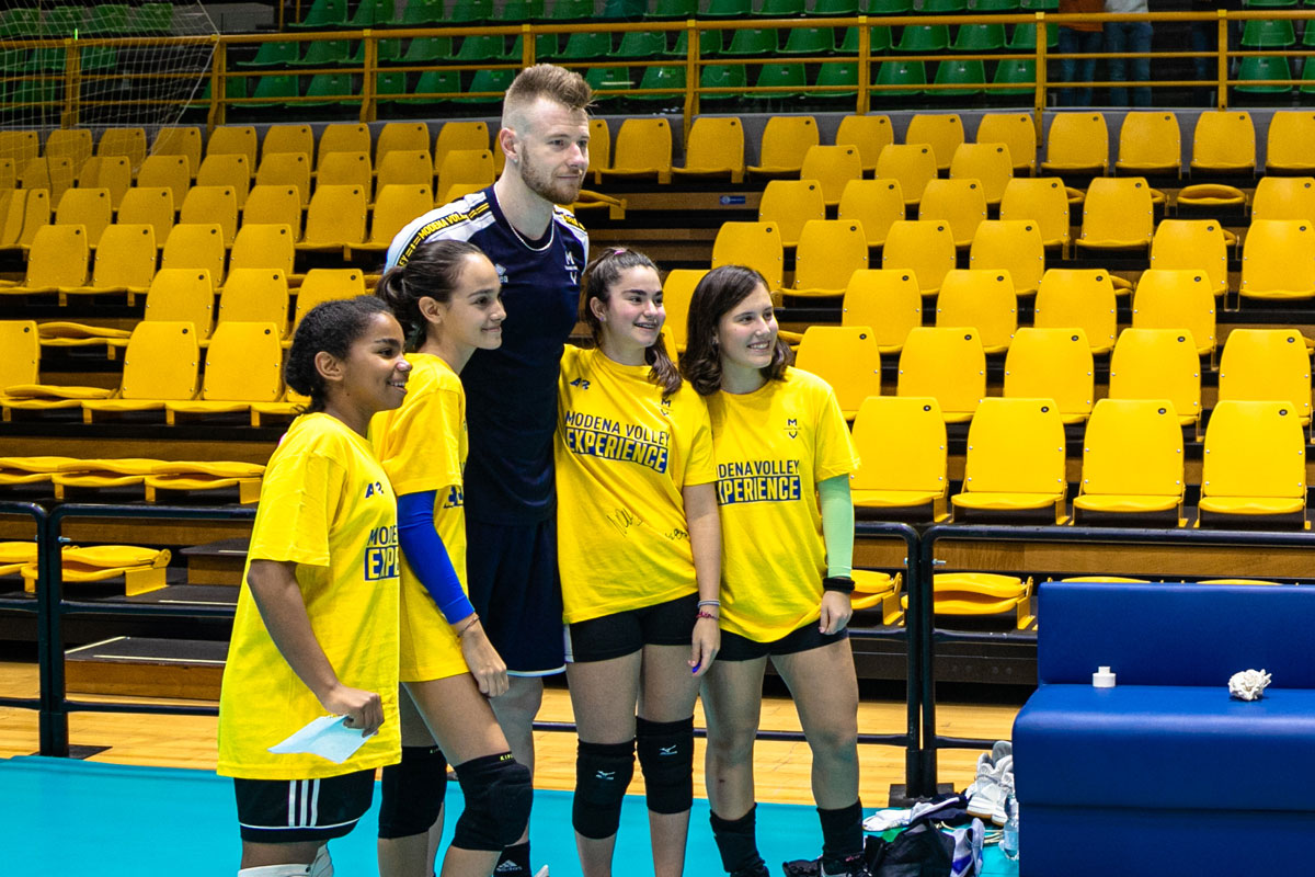 Modena Volley Experience