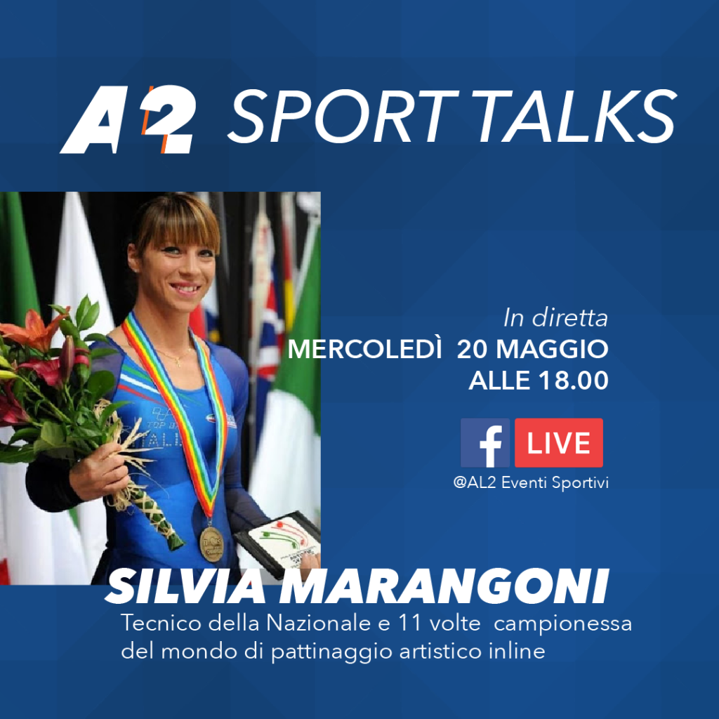 Silvia Marangoni Sport Talks