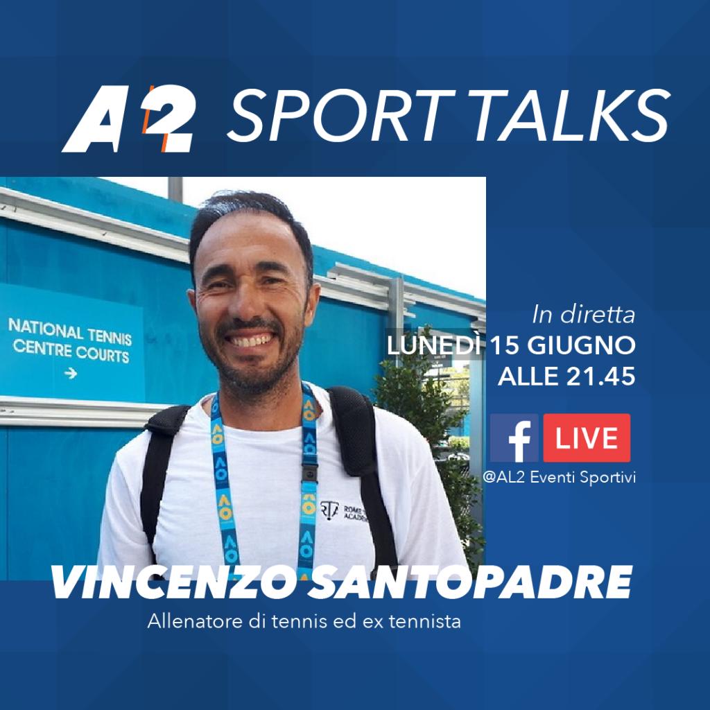 Vincenzo Santopadre Sport Talks