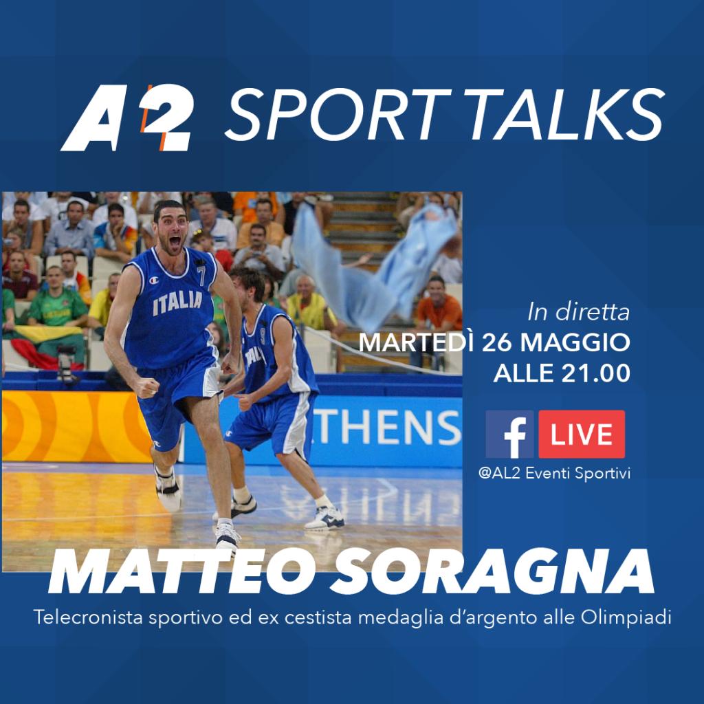 Matteo Soragna Sport Talks