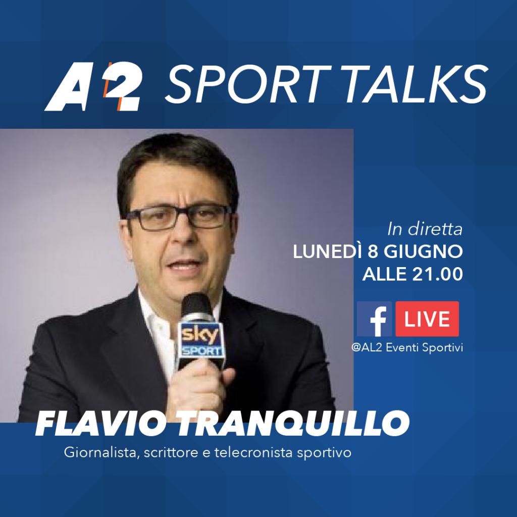 Flavio Tranquillo Sport Talks