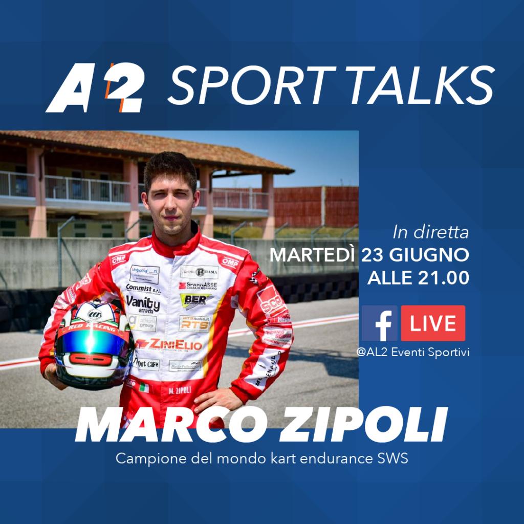 Marco Zipoli Sport Talks
